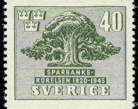 Sverige - facit 364 - postfrisk