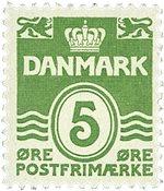 Danmark  Stålstik AFA 199A