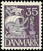 Danmark  Stålstik AFA 207A