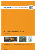 Michel catalogue - Southwest Europe 2018 vol 2