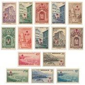 Monaco 1940 - YT 200-14 - Postfrisk