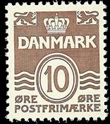 Danmark AFA nr. 235