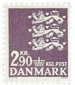 Danmark - AFA 470 - Postfrisk