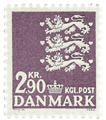 Danmark  AFA 470 *