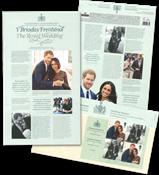 Engeland - Koninklijke bruiloft - Postfris presentatiepakket