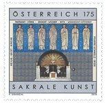 Autriche - Art sacré - Timbre neuf