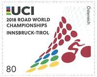 外国邮票 奥地利邮票 2018 新邮 因斯布鲁克世界锦标赛 顶级赛事 - 新票