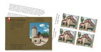 Switzerland - Castles - Mint booklet