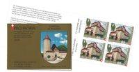 Schweiz - Slotte - Postfrisk hæfte