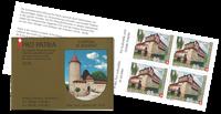 Suisse - Châteaux - Carnet neuf