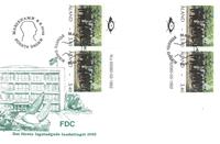 Åland 1992 - FDC med gutterpair / Firblok-  LAPE nr. 61
