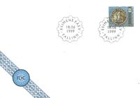 Estland 1999 - FDC - LAPE nr. 346