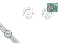 Estland 1997 - FDC - LAPE nr. 308
