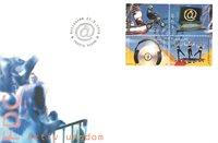 Åland 1998 - Env.premier jour - LAPE no. 136-139