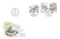 Åland 1994 - FDC - LAPE nr. 88-90
