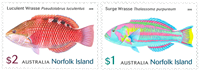 Australie - Labridae - Série neuve 2v