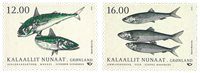 Greenland - Nordic fish - Mint stamp