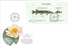 Danmark - Nordiske fisk - FDC med miniark