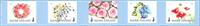 Finland - Blomster - Postfrisk sæt 5v
