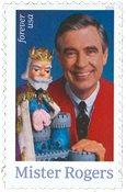 Etats-Unis - Mister Rogers - Timbre neuf