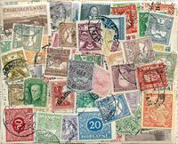 Tjekkoslovakiet/Ungarn - Dubletlot