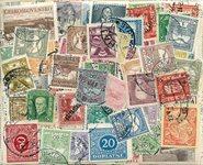 Tchécoslovaquie/Hongrie - Lot de doublons