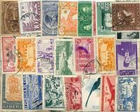 Paesi vari - lotto di circa 470 doppi