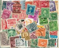Etats-Unis/Canada - Lot de doublons