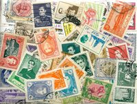 Iran/Persia - 500 different stamps