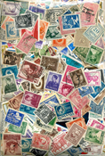 Romania - 1700 different stamps