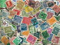 1000 francobolli differenti Germania