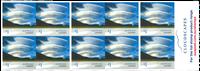 Australie - Formations de nuages lenticulaires - Carnet neuf