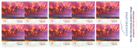 Australia - Foemaciones de nubes mammatus - Carnet nuevo