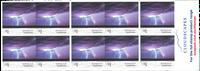 Australien - Skyformationer cumulus - Postfrisk hæfte