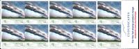 Australie - Formations de nuages arcus - Carnet neuf