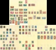 Europa - Gammel samling