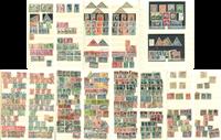 Letland - Spændende gammel samling