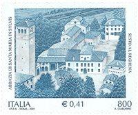 Ita.Kloster/S.Maria(1) - Postfrisk sæt