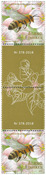 Aland - Apicultura - Pareja gutter nuevo