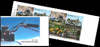 Åland - Motos - Carnet neuf