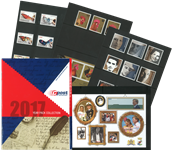 Curacao - Collection annuelle 2017 - Coll.Annuelle