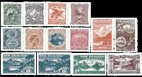Nouvelle-Zélande - Jubilé du timbre - Série neuve 14v
