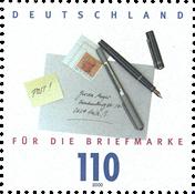 Allemagne - Journée du Timbre - Timbre neuf