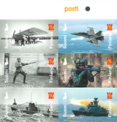 Finland - Defence forces - Mint booklet