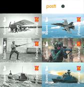 Finlande - La défense - Carnet neuf