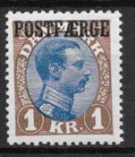 Danmark 1924 - AFA 8 - postfrisk