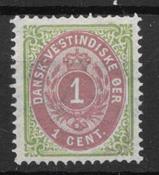 D.V.I. 1873 - AFA 5 - ustemplet