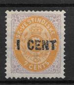D.V.I. 1887 - AFA 14 - ustemplet