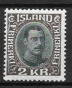 Islanti 1931 - AFA 165 - Käyttämätön