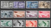 Italian siirtomaat 1934 - Mic. 76-87 - Käyttämätön/leimattu